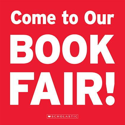 Lincoln Book Fair - Sponsored by our PTA