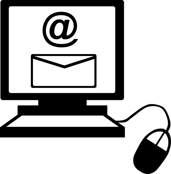 Computer email picture