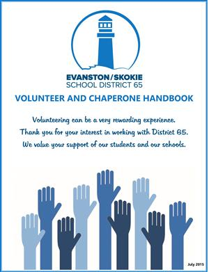 Volunteer Handbook Cover