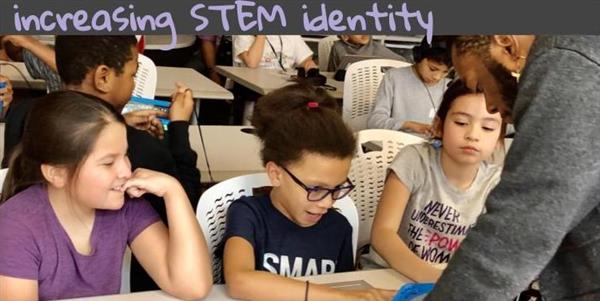 increasing STEM identity